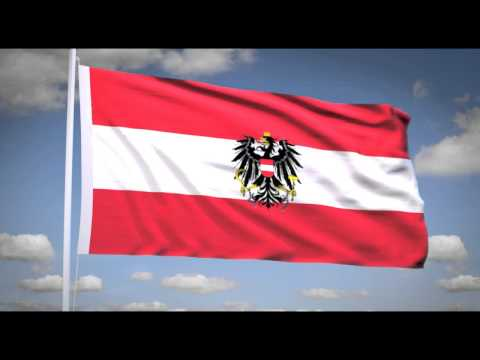 "National Anthem of Austria (""Land der Berge, Land am Strome"") Flag Presidential of Austria"