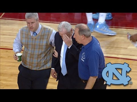 Roy Williams Collapses During Game Against Boston College