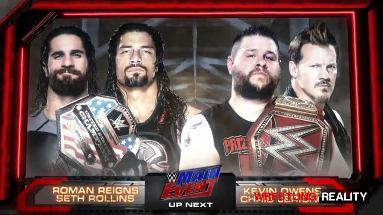 Download WWE Main Event 12 24 2016 Highlights HD   WWE Main Event 24 December 2016 Highlights HD
