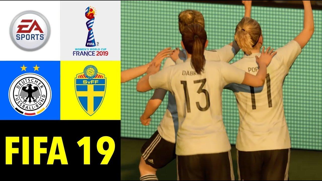 Fifa 19 Frauen