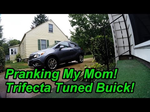 Pranking My Mom With The Trifecta Performance Tune