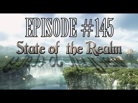State of the Realm #145 - Latest Unofficial Census & Dualshockers Interview