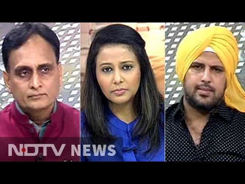 Politics over Bhagat Singh being referred to as