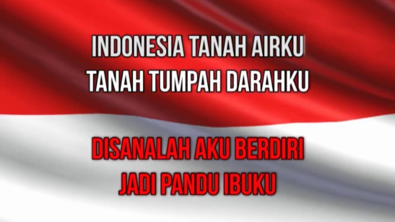 LAGU INDONESIA RAYA TERBARU DAN POPULER INSTRUMEN