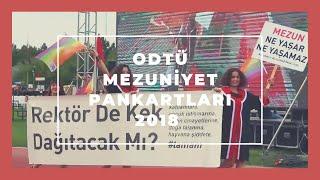 ODTÜ MEZUNİYET PANKARTLARI 2018 | Anlat Hocam!