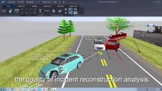 공공 안전 전문가를 위한 FARO Zone 3D
