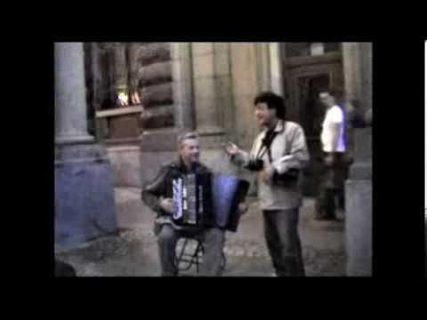 La canzone di napoli a Stoccolma