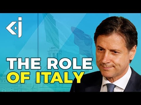 What is the ROLE of ITALY in EUROPE? - KJ VIDS