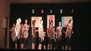 Spectacle de Danse 2014 - Groupe Ados - Familles Rurales St Pierre des Nids