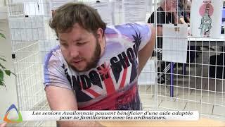 La semaine bleue - Rencontre intergénérationnelle - Espace Sénior - Avallon (89)