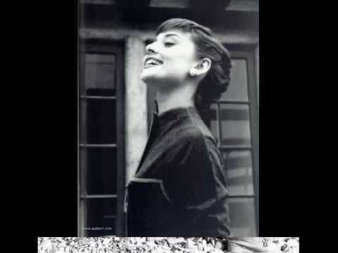 Audrey Hepburn  -Life is beautiful-