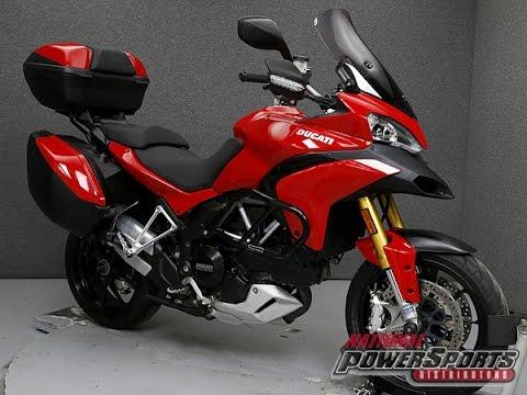 Comparison: 2012 ducati multistrada 1200 s touring vs. 2012 moto.