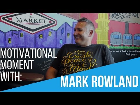 YOU Effect: How to expand your comfort zone with Mark Rowland