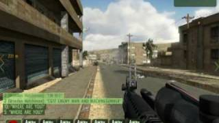 ArmA 2: Avgani Test