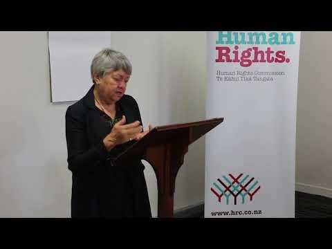 UNDRIP and International Human Rights Processes Forum: Karen Johansen