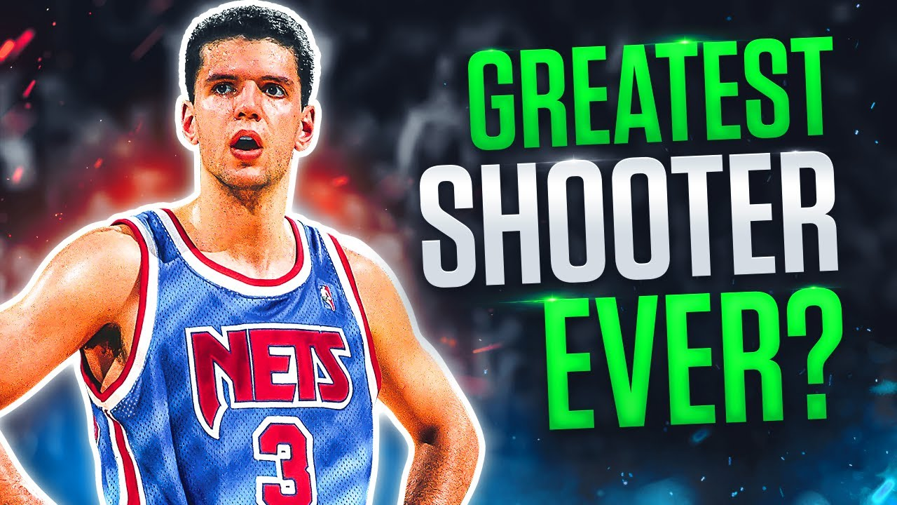 Download How Good Was Drazen Petrovic Actually?