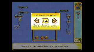 DOS Game: The Incredible Machine 2