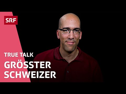 Grösster Mensch der Schweiz: «Mit 14 Jahren war ich bereits 2.10 Meter gross»   True Talk