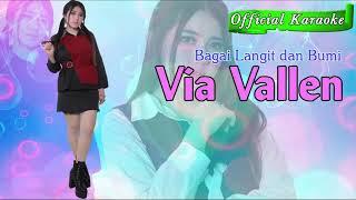 Gambar cover Lagu terbaru via valen.versi karaoke . Bagai langit dan bumi