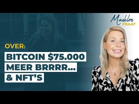 🚨 Nieuwe All Time High, NFT's En Bitcoin Trend Continueert | #95 Madelon Praat | Madelon Vos