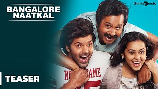 Bangalore Naatkal Official First Look Teaser