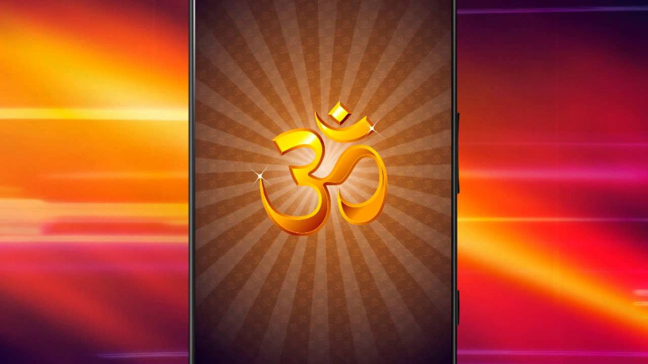 om animated mantra 3d live wallpaper - youtube