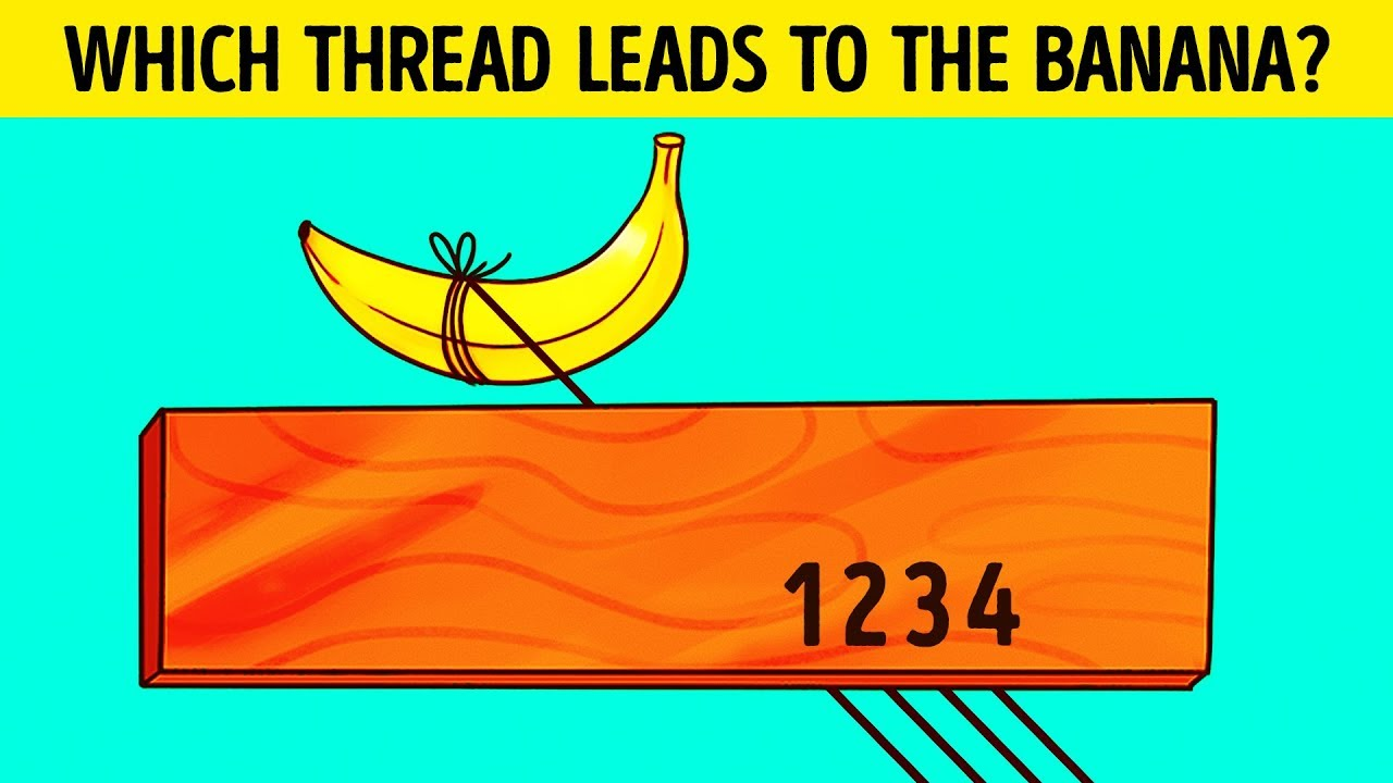 7 Visual Riddles to Test Your Brain Speed