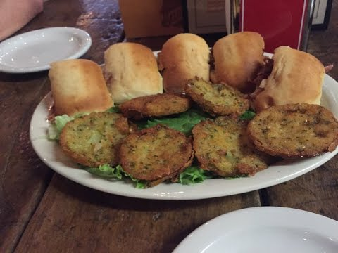 Walking Food Tour, Franklin Tennessee: Texas Style Cuisine