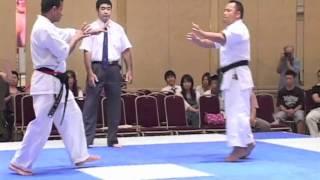 Repeat youtube video 第三十回、上地流空手道国際大会 ダイジェスト Uechiryu-Karatedo