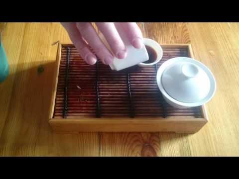 Походный набор посуды для заваривания китайского чая