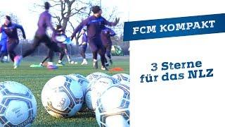 FCM Kompakt - 33 - Ergebnis Zertifizierung Sparkassen-NLZ 1. FC Magdeburg