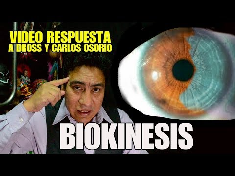 Biokinesis Videorespuesta a Carlos Osorio y Dross