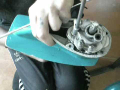 Российский серийный гибрид: Воздушник на ноге 17