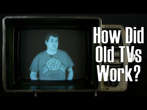 Lines of Light: How Analog Television Works