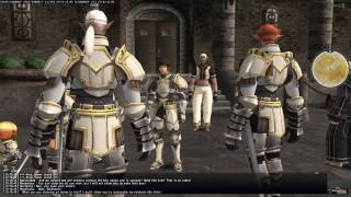 Final Fantasy XI Chains of Promathia Missions 1-1 to 2-1