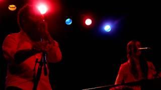 Holly Miranda (w/ Kyp Malone) - Slow Burn Treason @ Bowery Ballroom