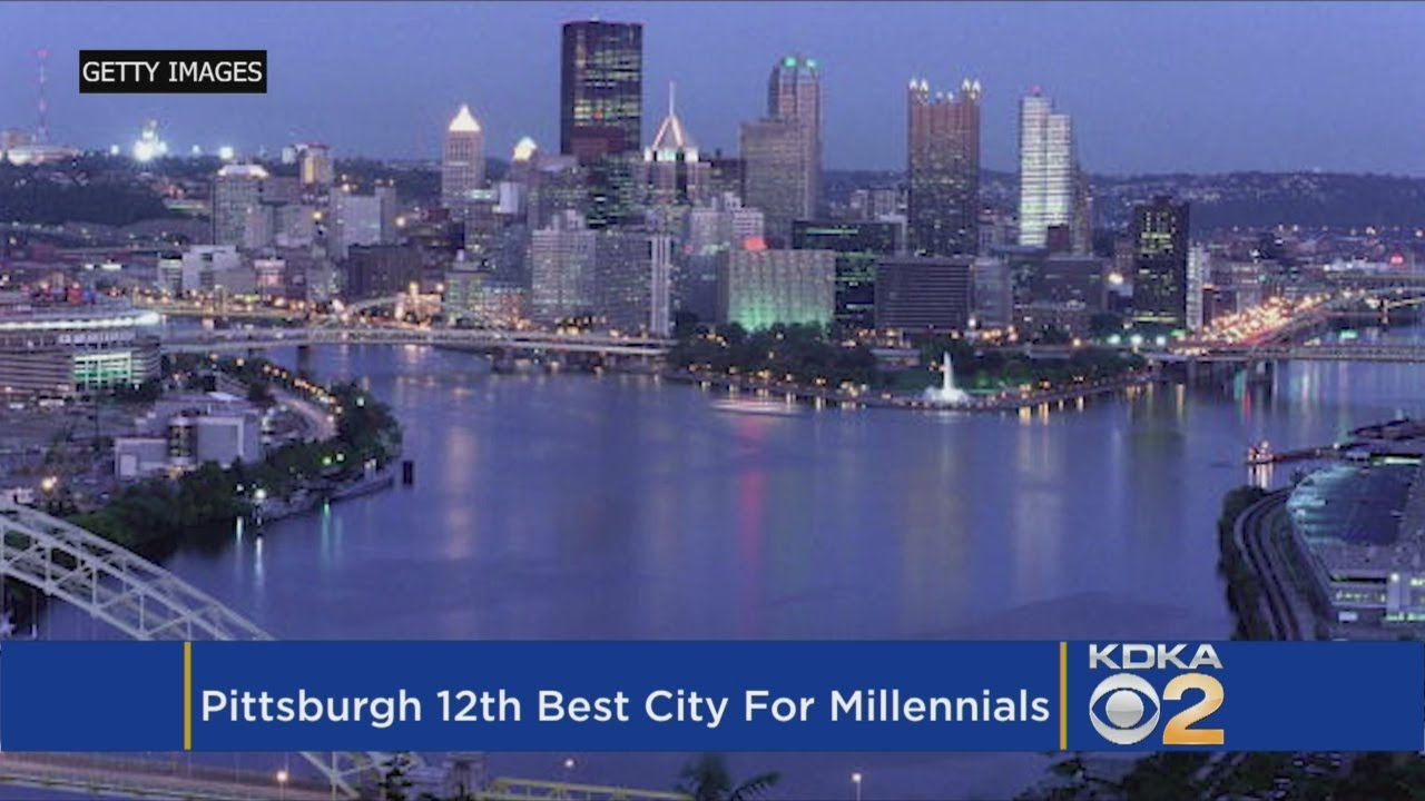 Pittsburgh Named One Of The Best Cities For Millennials
