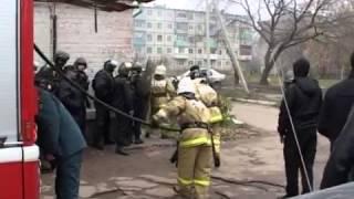 Спецоперация на Химиков в Казани (часть 1)
