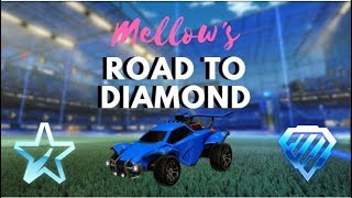 ROCKET LEAGUE PLAT 1 STANDARD GAMEPLAY no commentary (Road to Diamond Ep 1)