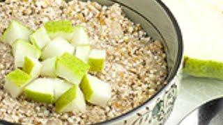 Завтрак из Пророщенной гречки. За 5 минут два способа приготовления .Рецепты в пост и не только.