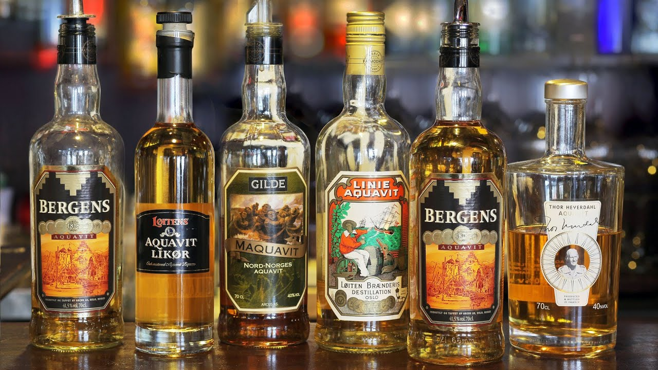 Viking oceans aquavit a taste of norway youtube for Aquavit and the new scandinavian cuisine