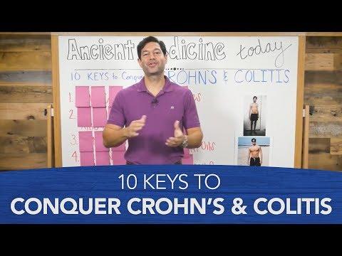 10 Keys to Conquer Crohn's & Colitis