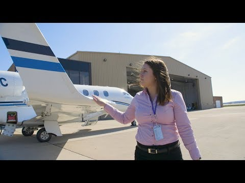 Consider a Career in Business Aviation