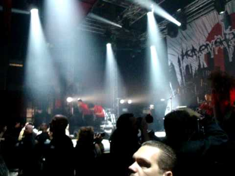Heaven Shall Burn - Endzeit @ Taste of Chaos Tour 2009 LIVE *HQ*