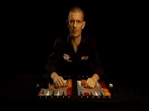 Gus Hansen, How to Play (and fight!) Backgammon