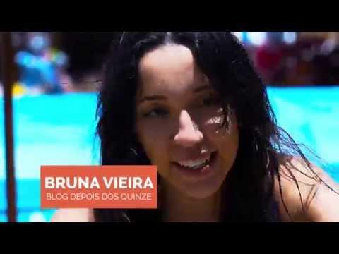 UM DIA DE FÉRIAS NO BEACH PARK COM BRUNA VIEIRA (DEPOIS DOS QUINZE)