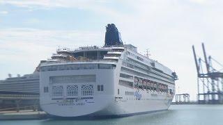 Norwegian Spirit cruise departure -Barcelona-Impro ceļojumi