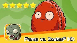 Plants vs  Zombies™ HD Adventure 1 Day Level 08 Part 2 Walkthrough The zombies are coming! Recommend