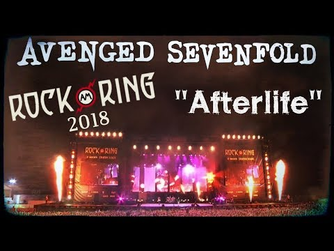 Avenged Sevenfold - Afterlife -  Rock Am Ring 2018