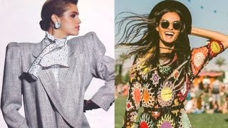 Top 10 Fashion - Top 10 Fashion Trends Of All Time